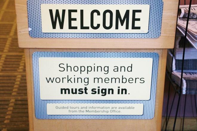 coop welcome